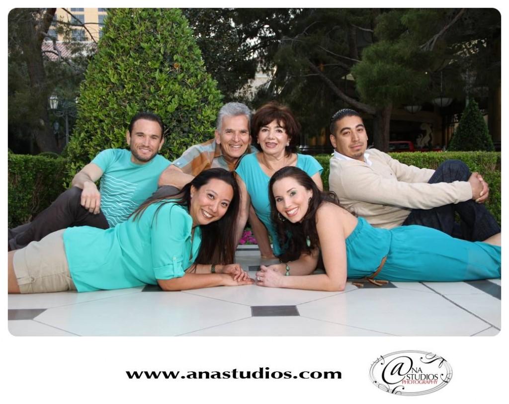 Andrade Family Photography