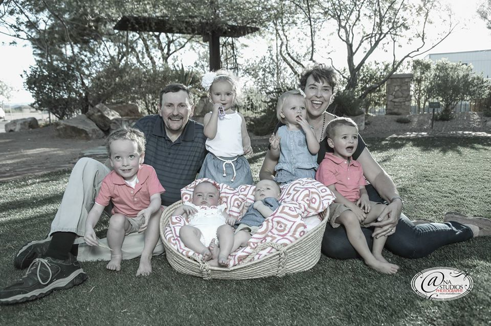 farrell grandchildren